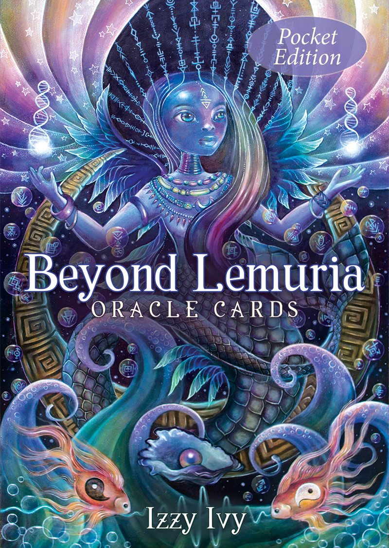 Beyond Lemuria Oracle Cards — Pocket Edition