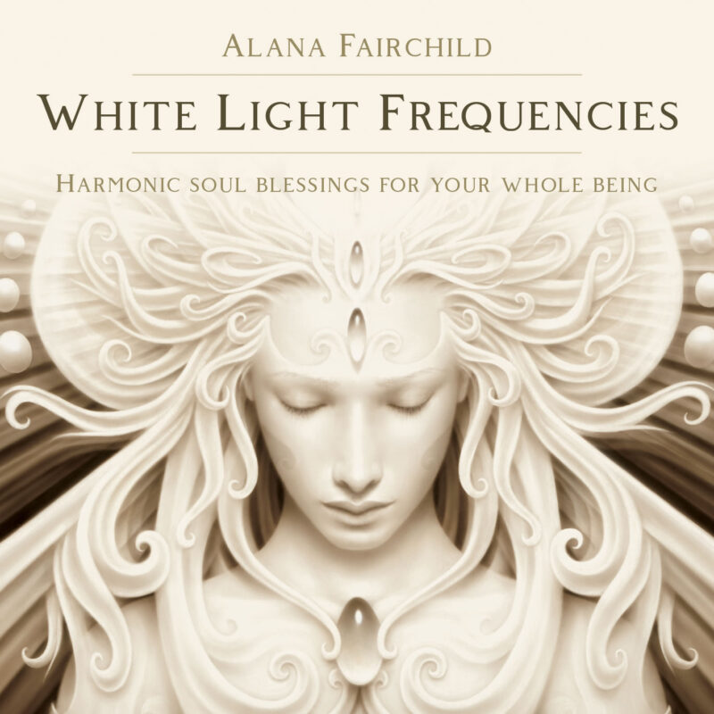 White Light Frequencies CD
